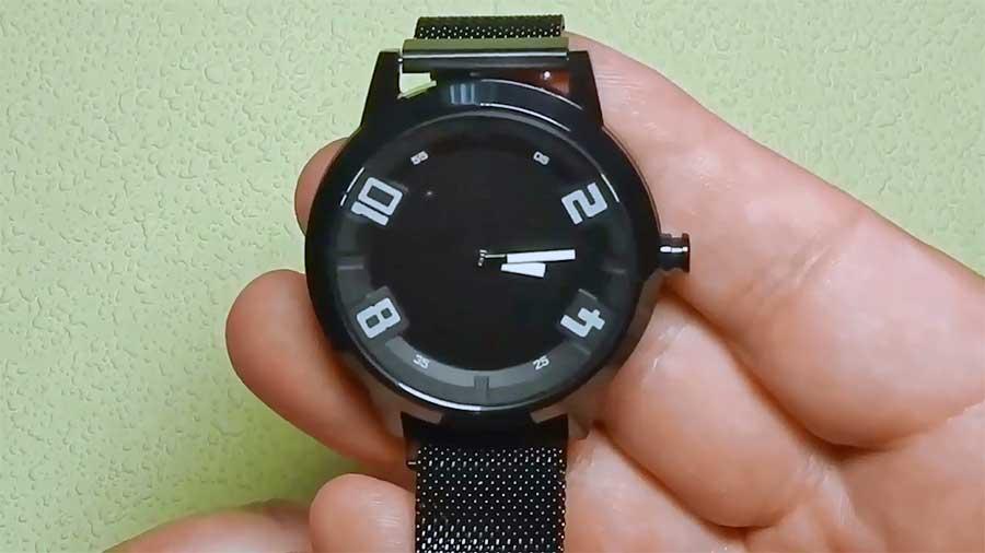 внешний вид Lenovo Watch X