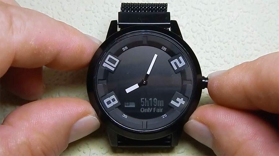 Режим тренировки Lenovo Watch X