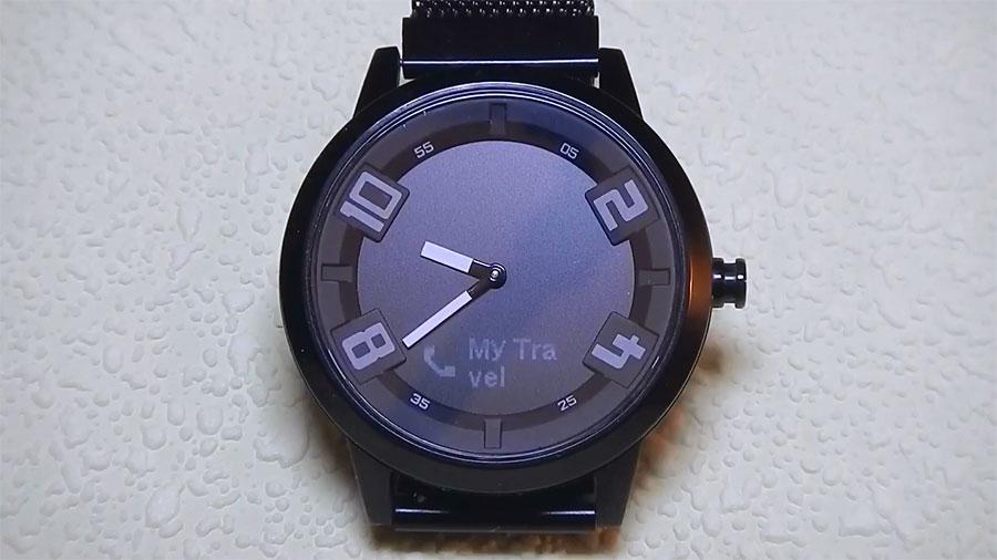 Уведомления на Lenovo Watch X