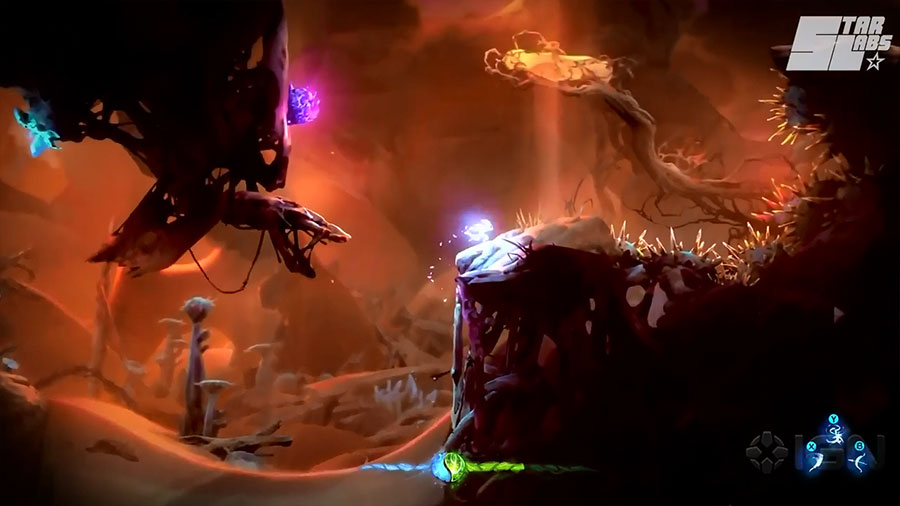 Ori and the Will on the Wisps