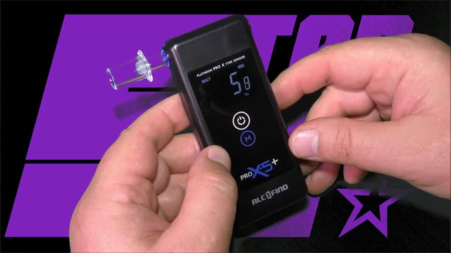 AlcoFind Pro X5+