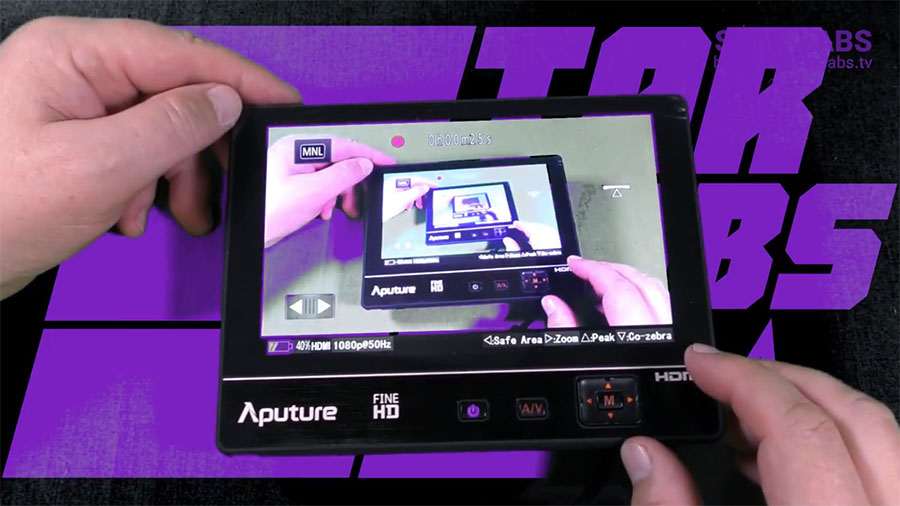 Aputure VS 2 FineHD KIT внешний вид