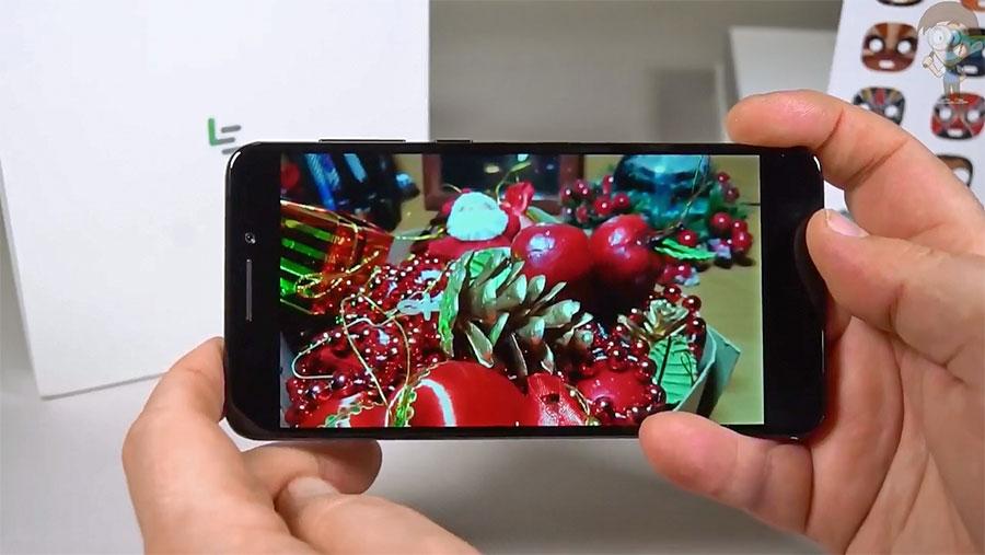 LeEco LeTV Pro 3 X651/X653 AI качество экрана