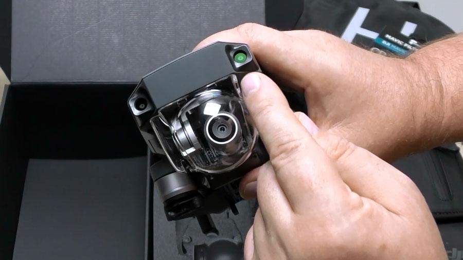 DJI Mavic Pro камера