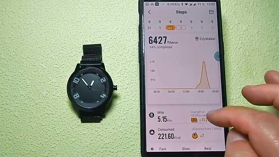 Приложение для Lenovo Watch X