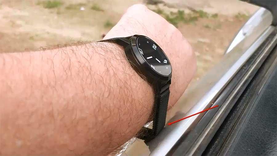 Браслет с магнитном Lenovo Watch X