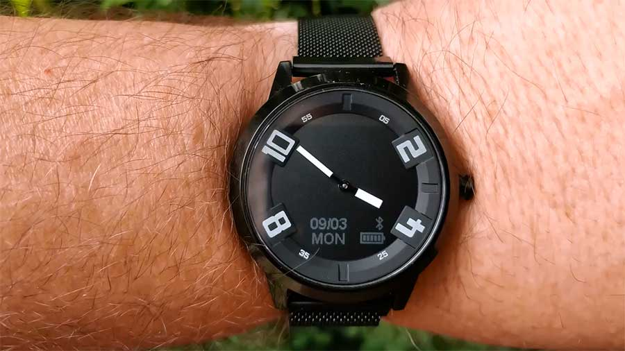 OLED дисплей Lenovo Watch X