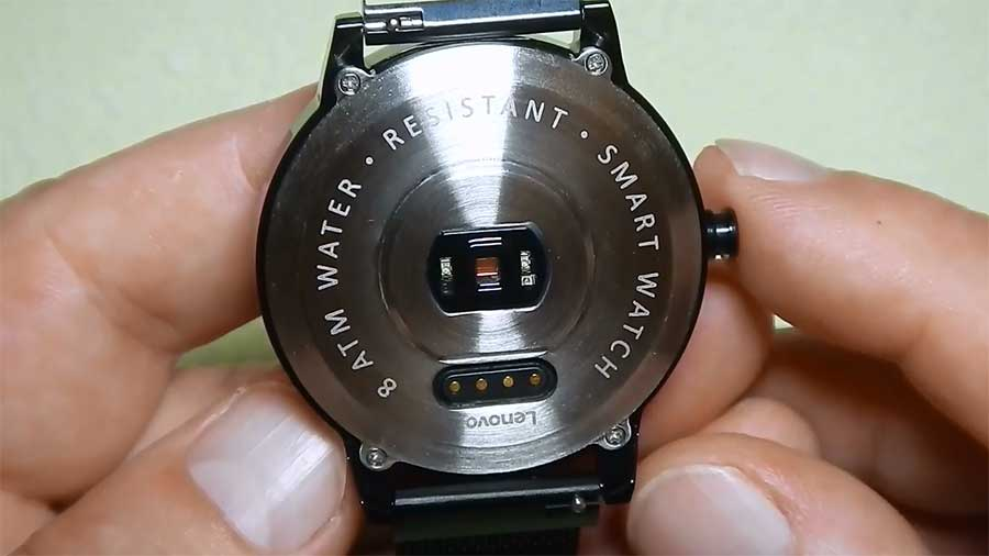 задняя крышка Lenovo Watch X