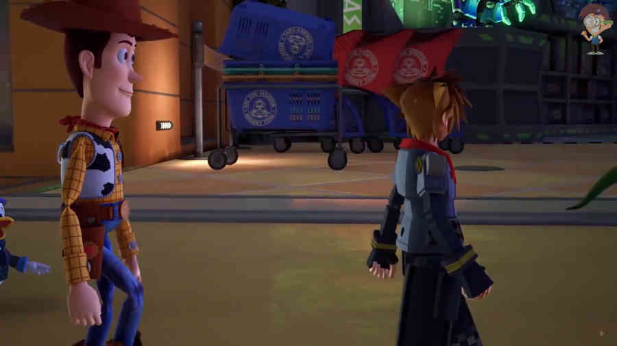 Игра Kingdom Hearts 3