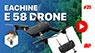 EACHINE E58 Drone - лучший дрон за свою цену на рынке!