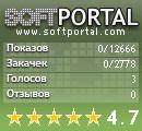 скачать Rusred с SoftPortal.com