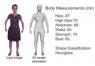 Виртуальная мерная лента упростит покупку одежды через Интернет