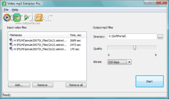 Video Mp3 Extractor Pro - фото 3