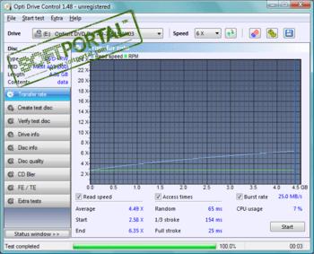 Opti Drive Control - скачать бесплатно Opti Drive Control 1.70