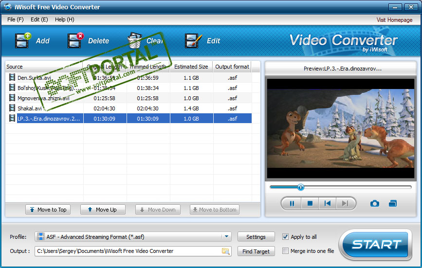 Free MP3 Video Converter - Download