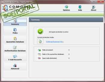 Comodo AntiSpam 2.70
