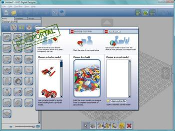 Программа для Создания Лего Моделей