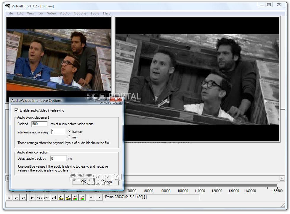 скачать программу Virtualdub на русском скачать - фото 6