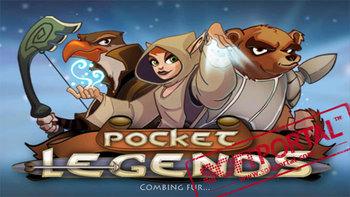 Pocket Legends 2.1.8 для Android