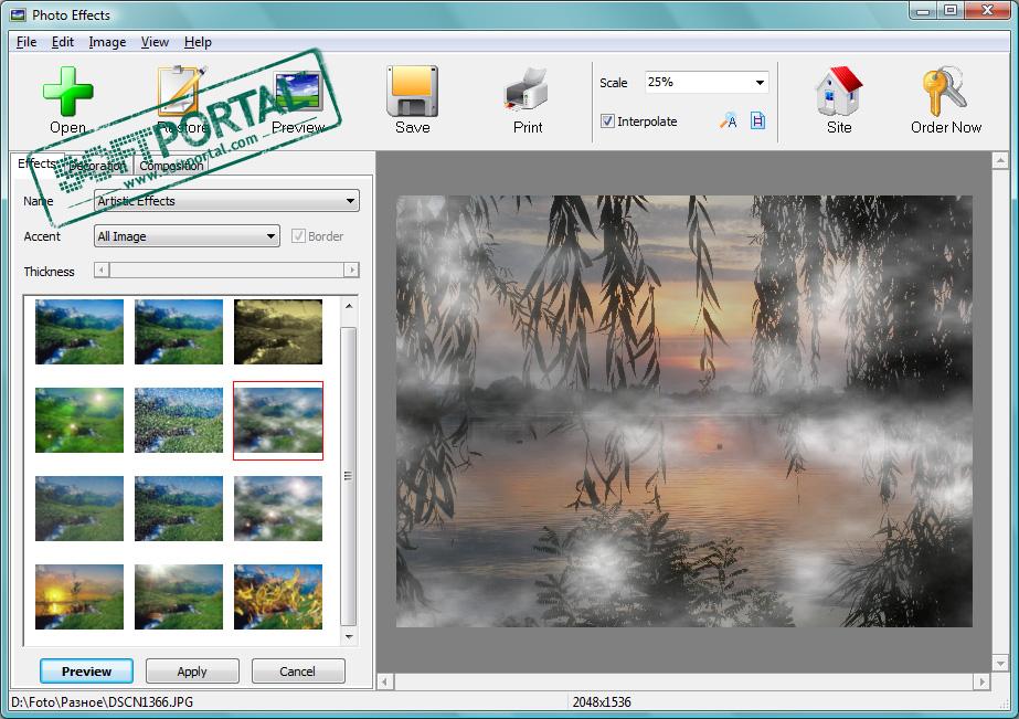 Программу с фотоэффектами скачать бесплатно скачать приложение рекламы