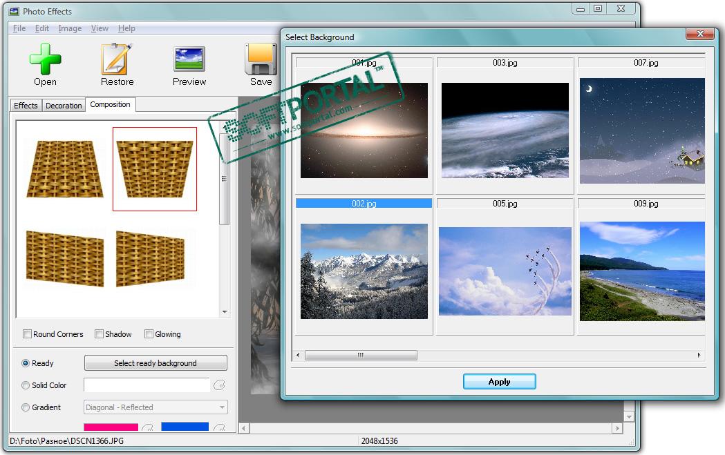 Программу с фотоэффектами скачать бесплатно где скачать программы для виндовс 7