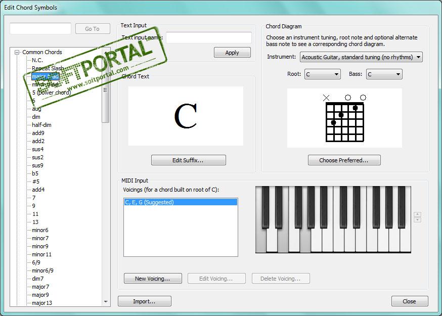 Sibelius 7.5.1 build 209 скачать бесплатно