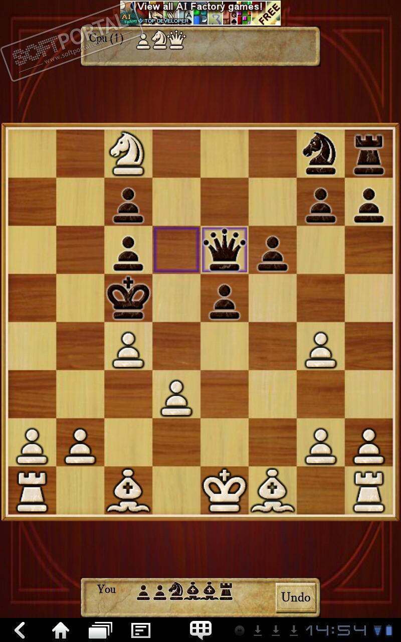 Шахматы программа скачать