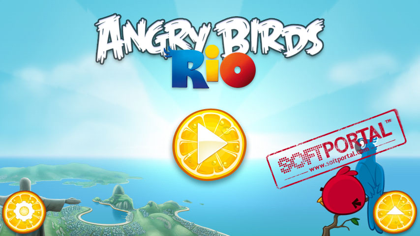 Angry Birds Rio 2.6.10 для Android