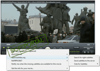 Open Subtitles MKV Player