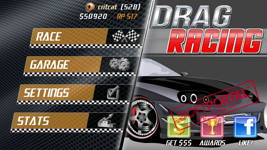 Drag Racing Classic 1.7.69 для Android