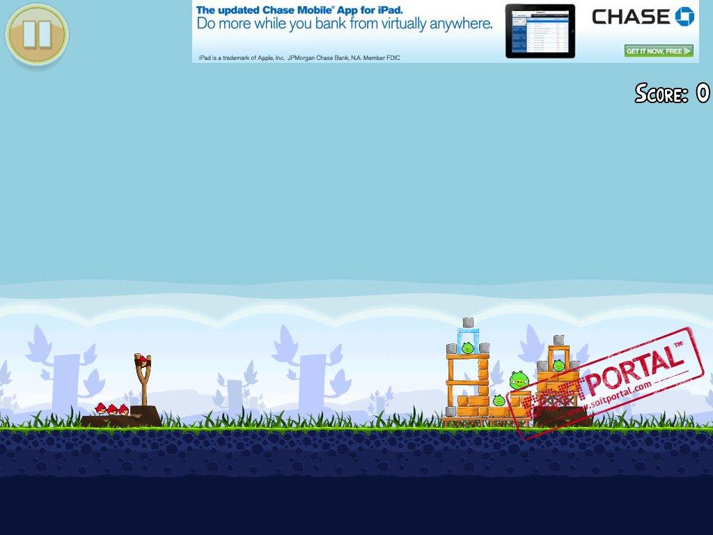 Angry Birds HD Free - скачать бесплатно Angry Birds HD Free 1 7 0