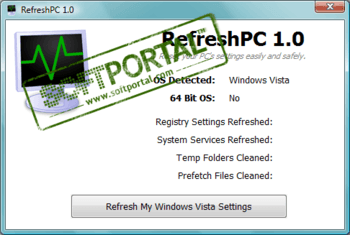 Refresh Pc 1.0 - фото 3