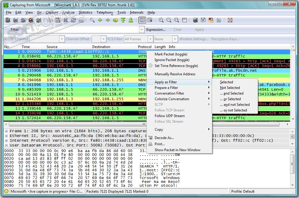 Скачать программу ваершарк скачать программу защиту от спам