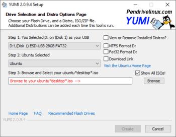YUMI (Your Universal Multiboot Installer) 2.0.6.6