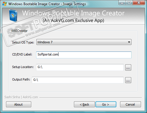 WBICreator (Windows Bootable Image Creator)