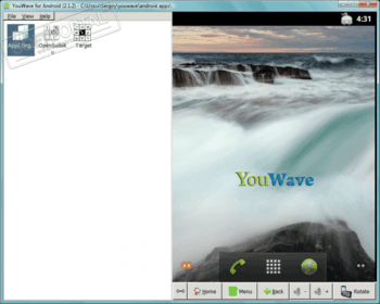 YouWave for Android