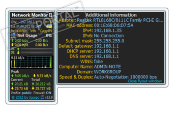 Network Monitor II