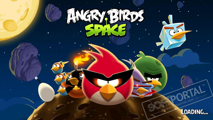 Angry Birds Space 2.2.13 для Android