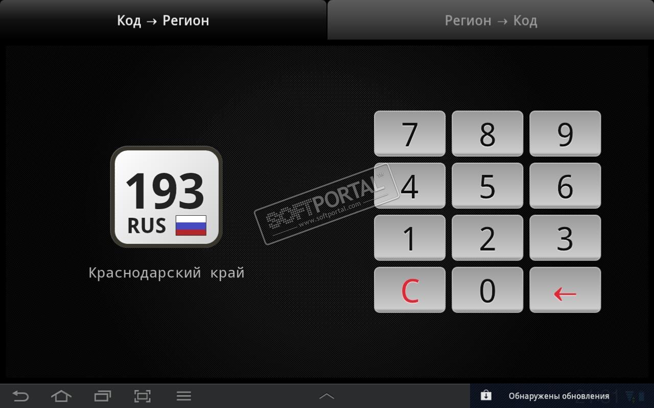Автомобильные коды регионов России таблица 2017