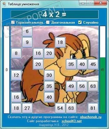 Проверка Таблицы Умножения И Деления 3 Класс Карточки