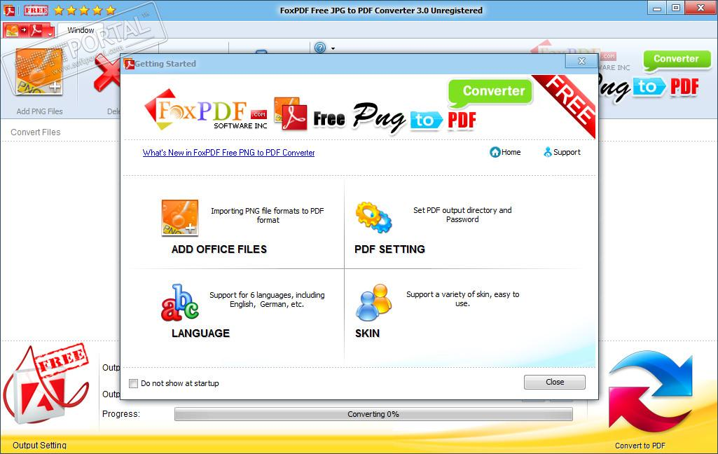 Download PDFCreator - free - latest version