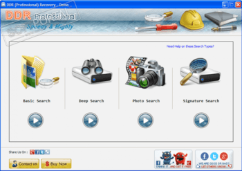 DDR Professional - Windows Data Recovery