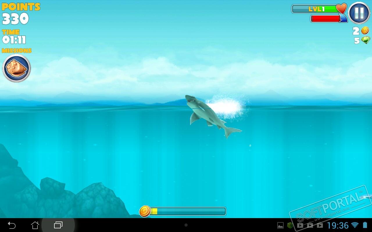 Shark evolution скачать на компьютер через торрент
