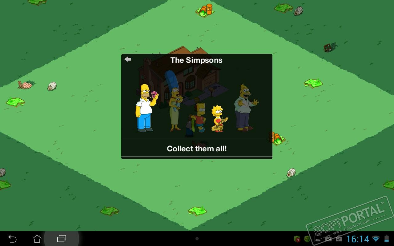 The Simpsons: Tapped Out 4.34.6 для Android
