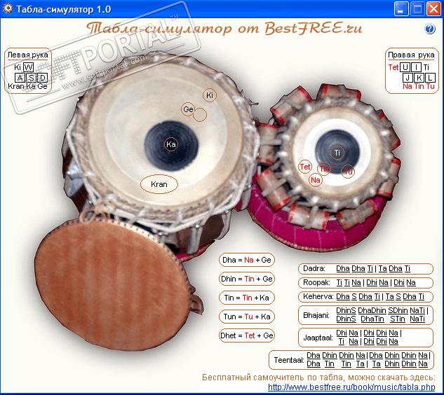 Tabla-simulator