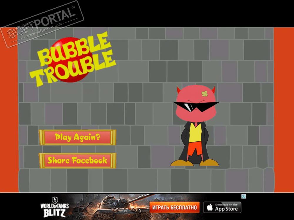 Bubble Trouble Original - скачать бесплатно Bubble Trouble ...