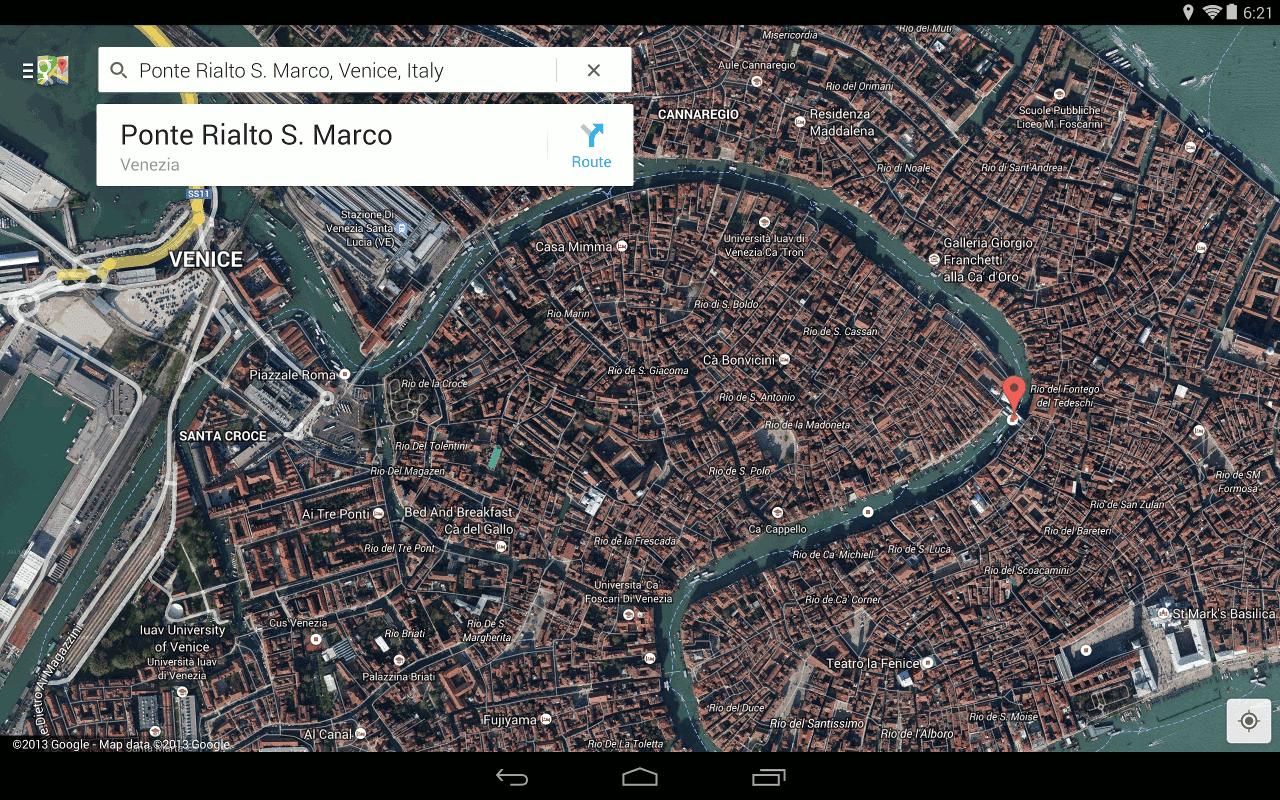 Скачать карты для google maps андроид