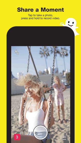 Snapchat 10.56.0.23 для iPhone