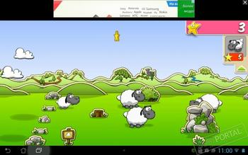 Clouds & Sheep 1.10.3 для Android