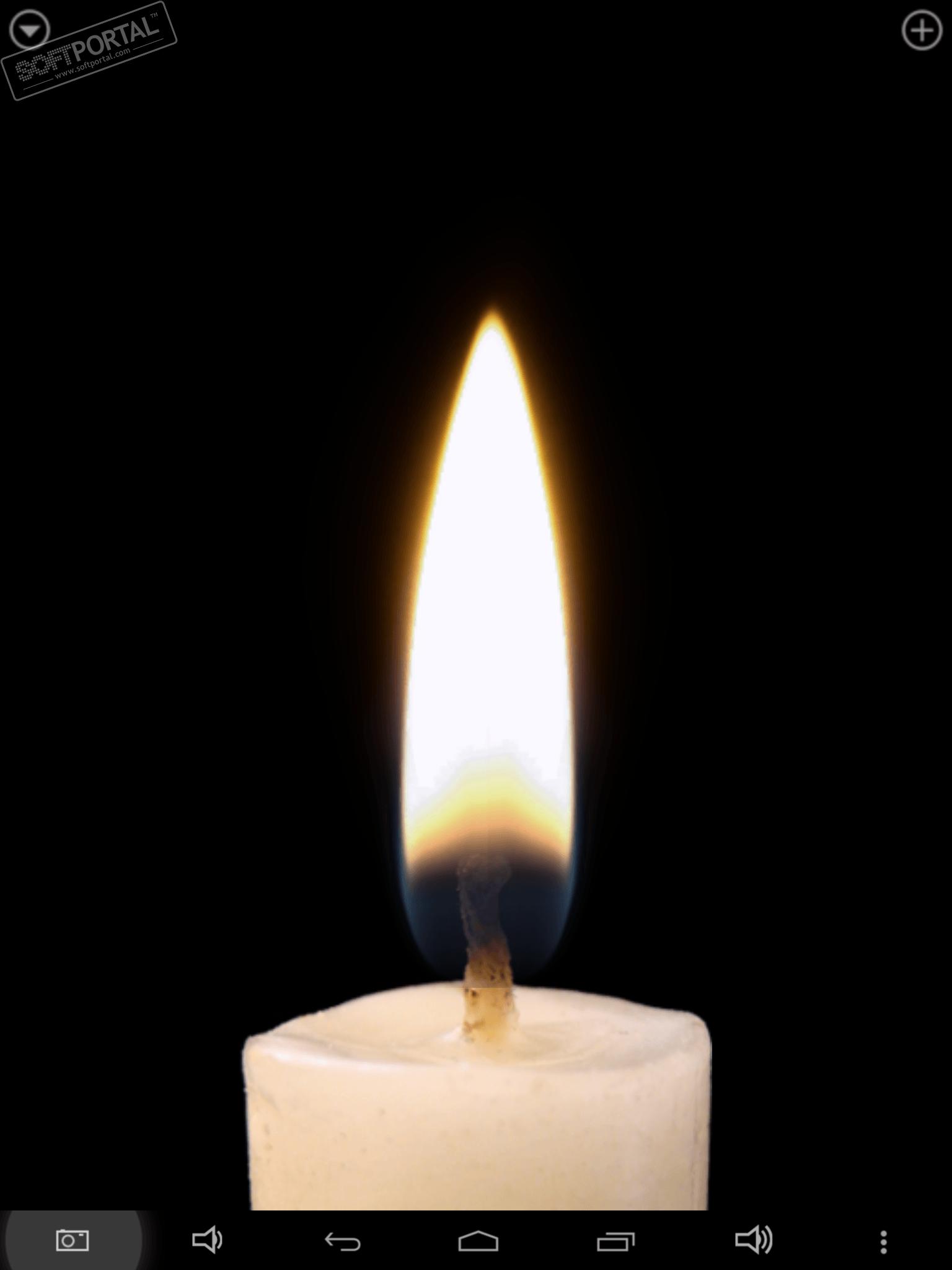 Приложение свеча скачать